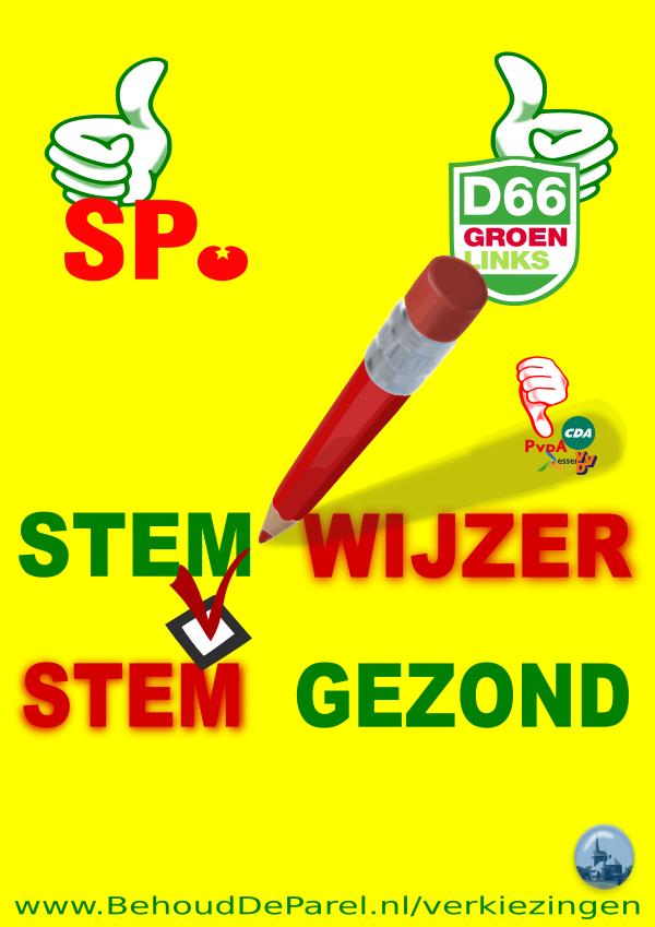 Stemwijzer nederland belangrijkste conclusies